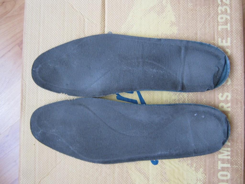 Стельки для обуви фирменные анатомические