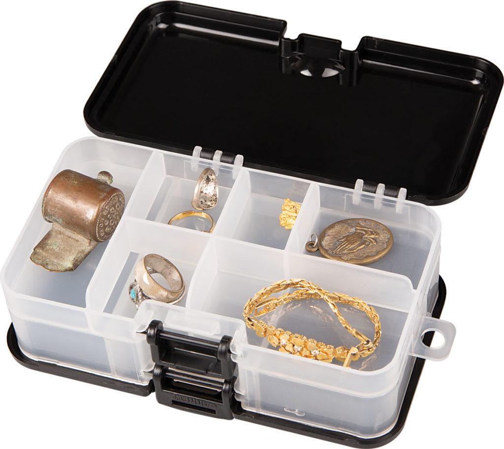 Хабарница от Garrett - так называемый Keeper box.